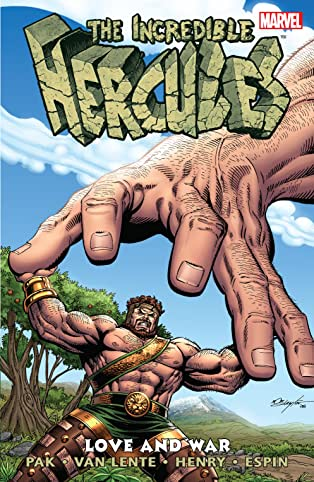 Incredible Hercules: Love and War
