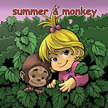 Summer and Monkey: Preview