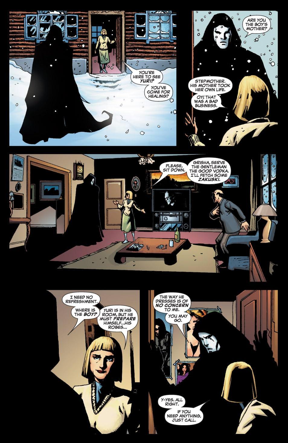 X-Men: Colossus Bloodline