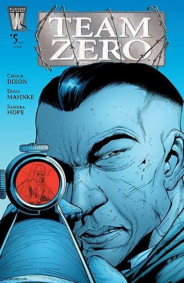 Team Zero #5 (of 6)