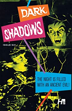 Dark Shadows #6