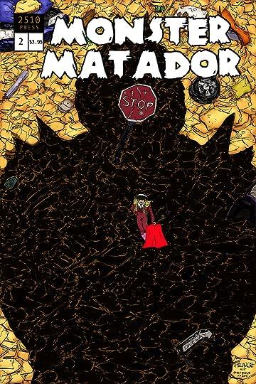 Monster Matador #2