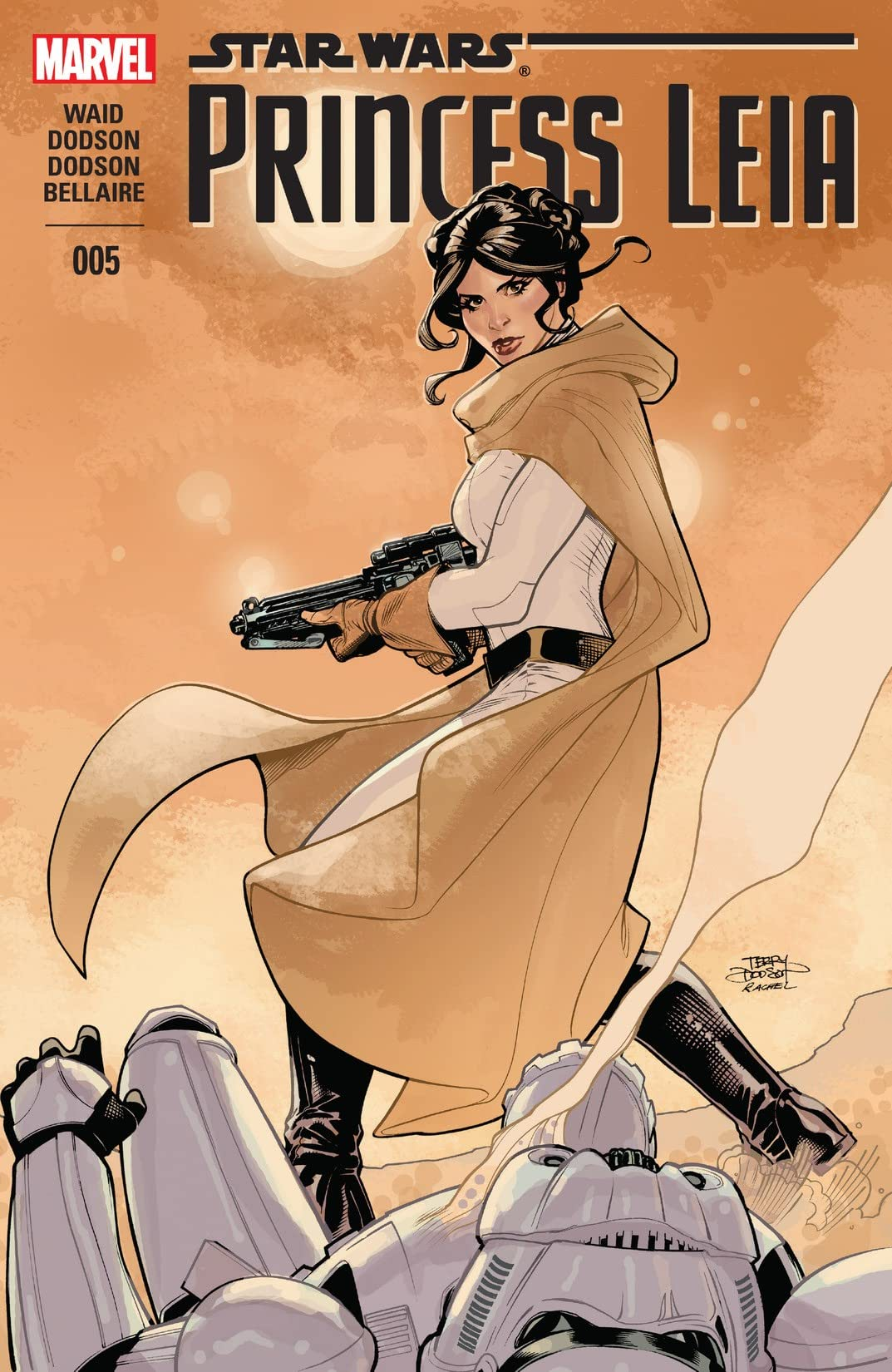 Princess Leia (2015) #5 (of 5)