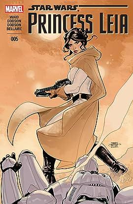 Princess Leia (2015) #5 (of 5)