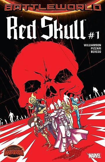 Red Skull (2015) #1 (of 3)