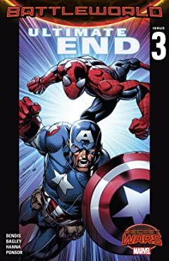 Ultimate End (2015) #3 (of 5)