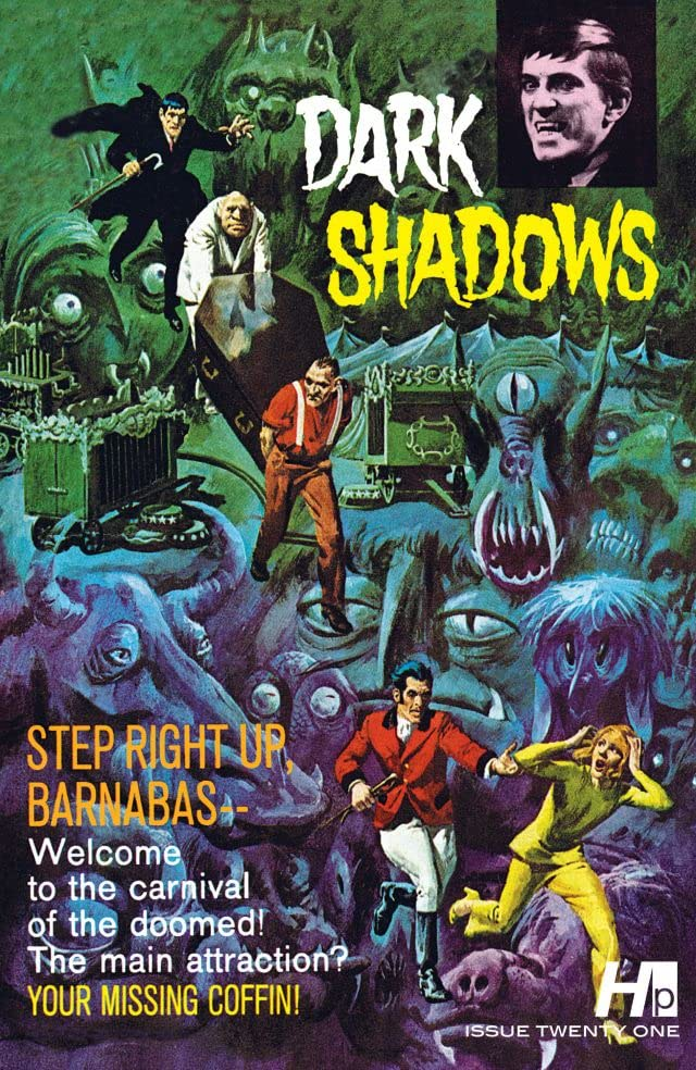 Dark Shadows #21