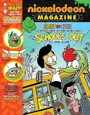 Nickelodeon Magazine #3