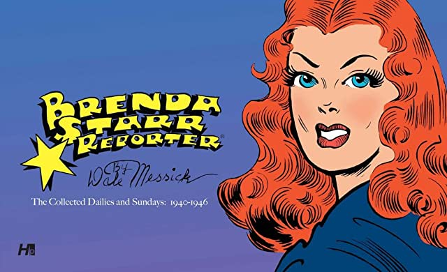 Brenda Starr, Reporter Vol. 1: The Collected Dailies and Sundays- 1940-1946
