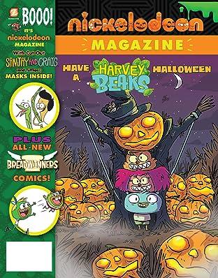 Nickelodeon Magazine #4