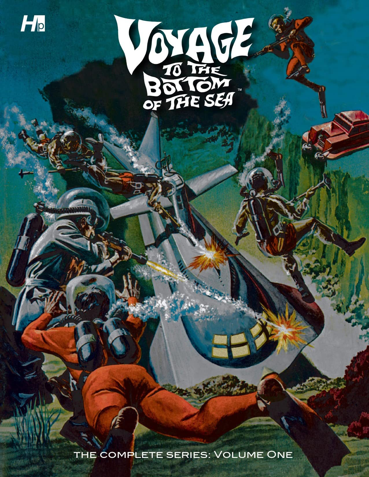 Voyage to the Bottom of the Sea: The Complete Series Vol. 1
