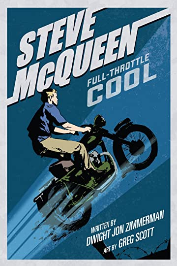 Steve McQueen: Full Throttle Cool