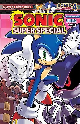 Sonic Super Special Magazine #3
