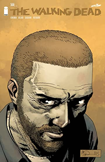 The Walking Dead No.144