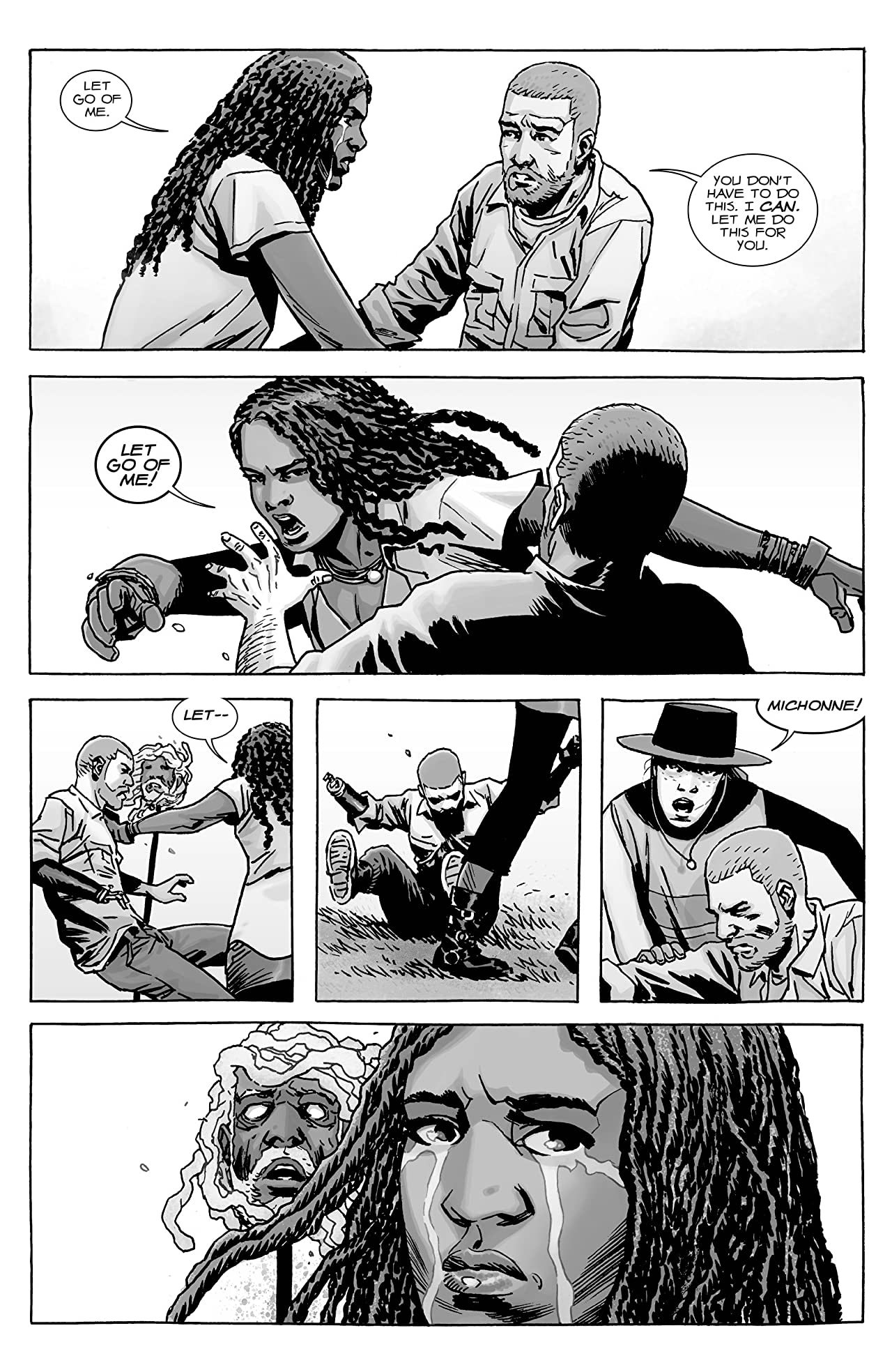 The Walking Dead #145