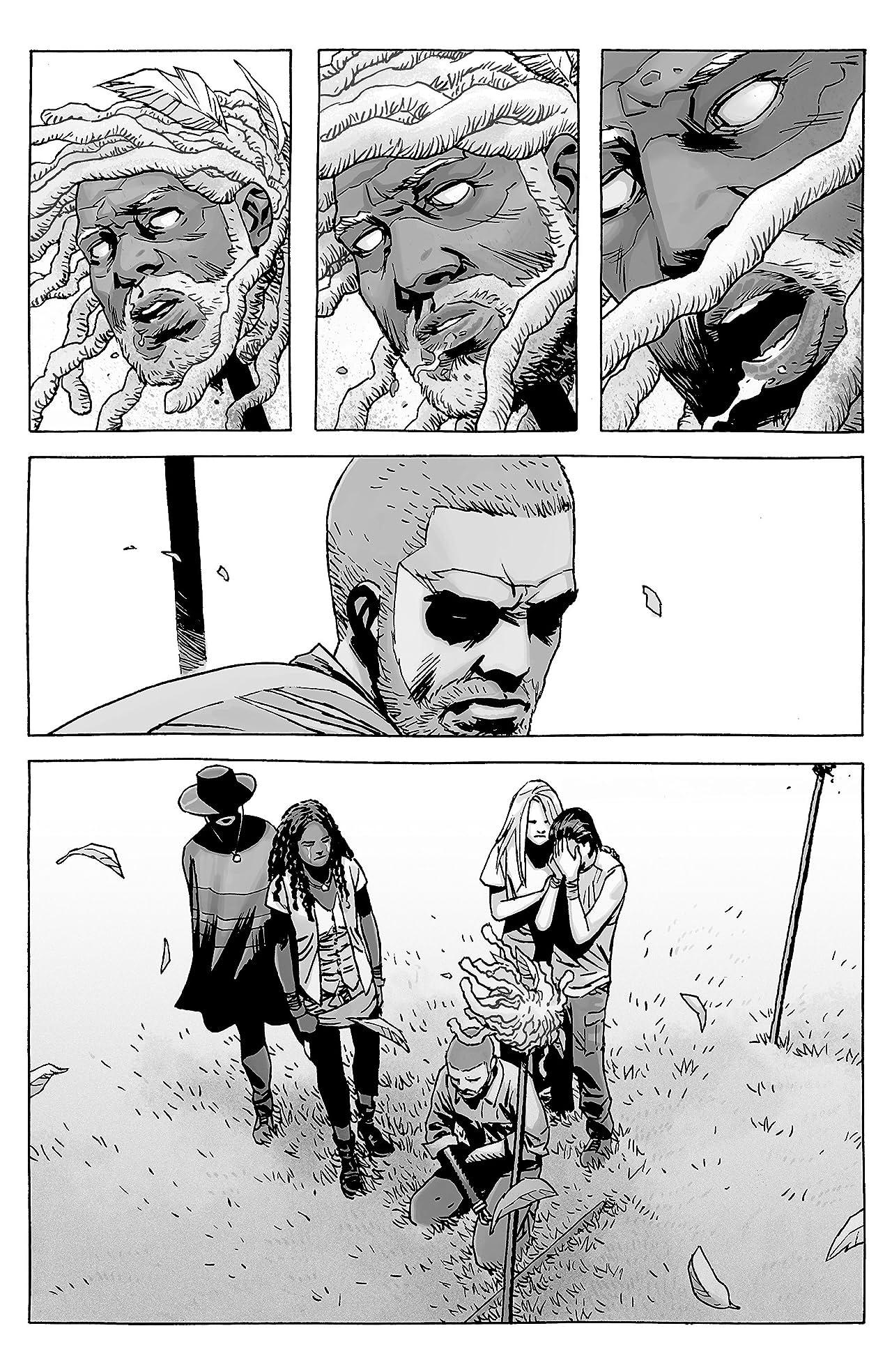 The Walking Dead #145