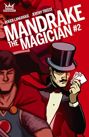 King: Mandrake The Magician #2 (of 4): Digital Exclusive Edition