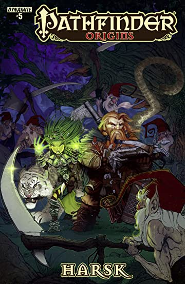 Pathfinder: Origins #5 (of 6): Digital Exclusive Edition