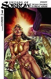 Swords of Sorrow: Dejah Thoris & Irene Adler #1 (of 3): Digital Exclusive Edition