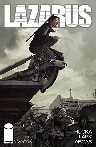 Lazarus #17