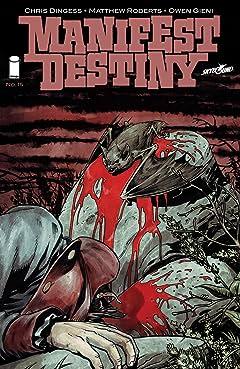Manifest Destiny No.15