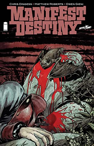 Manifest Destiny #15