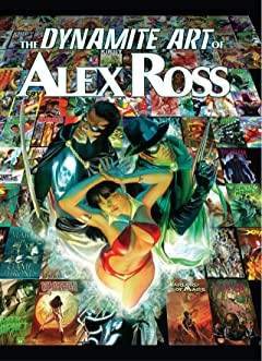 The Dynamite Art of Alex Ross