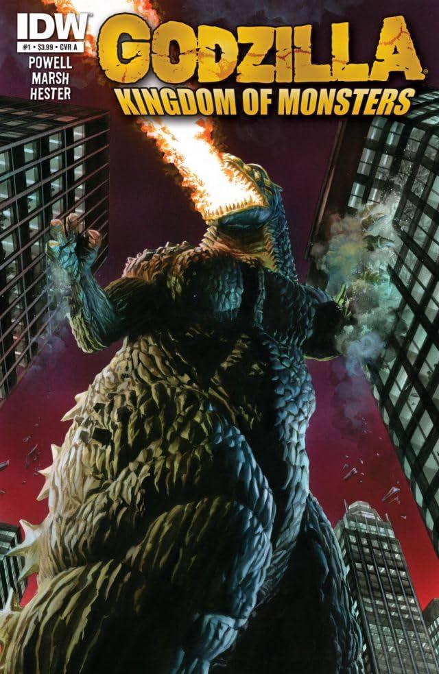 Godzilla: Kingdom of Monsters #1