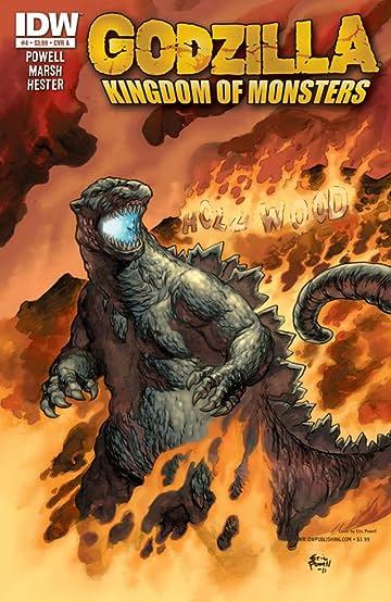 Godzilla: Kingdom of Monsters #4