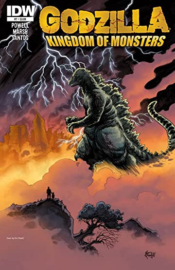 Godzilla: Kingdom of Monsters #7