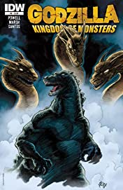 Godzilla: Kingdom of Monsters #8
