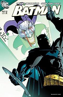Batman (1940-2011) #663