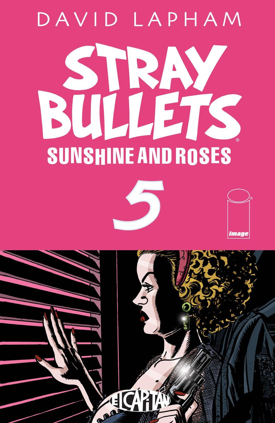 Stray Bullets: Sunshine & Roses #5