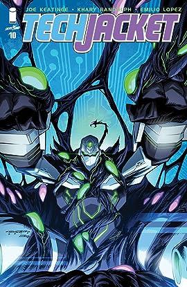 Tech Jacket (2014- ) #10