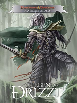 Dungeons & Dragons: Neverwinter Tales - The Legend of Drizzt Vol. 1