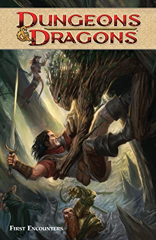 Dungeons & Dragons Tome 2: First Encounters