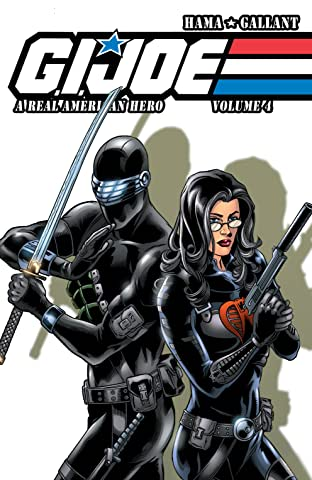 G.I. Joe: A Real American Hero Vol. 4