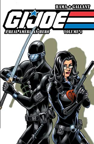 G.I. Joe: A Real American Hero Tome 4