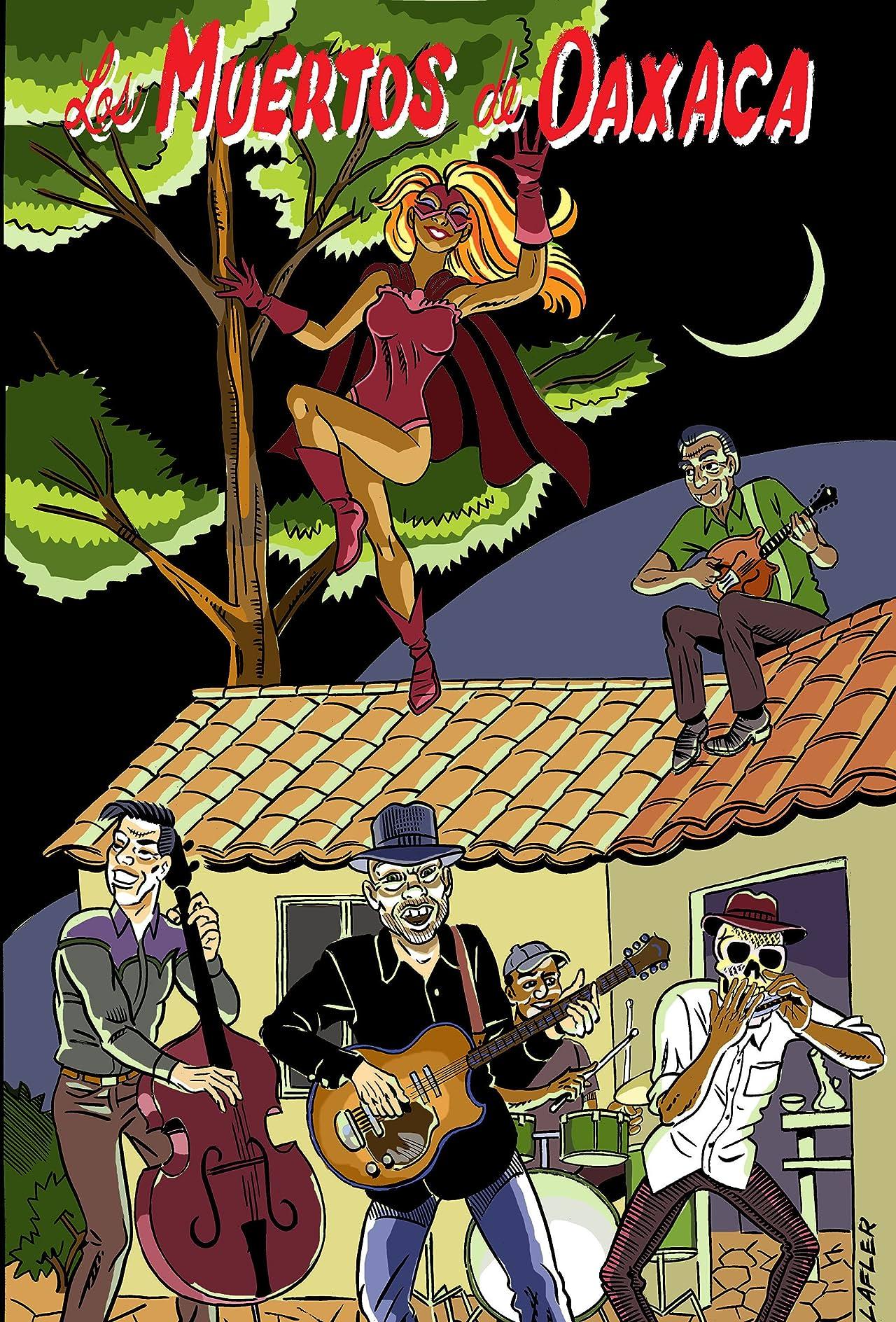 Los Muertos de Oaxaca #1