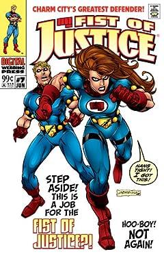 Fist of Justice Vol. 2 #2