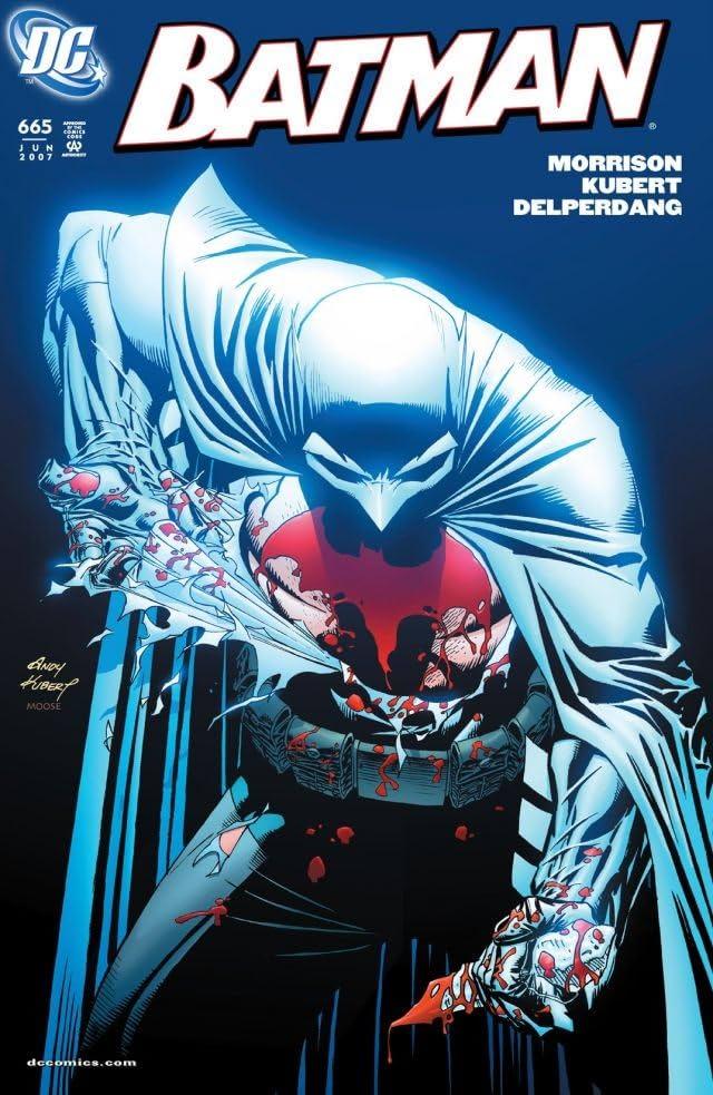 Batman (1940-2011) #665