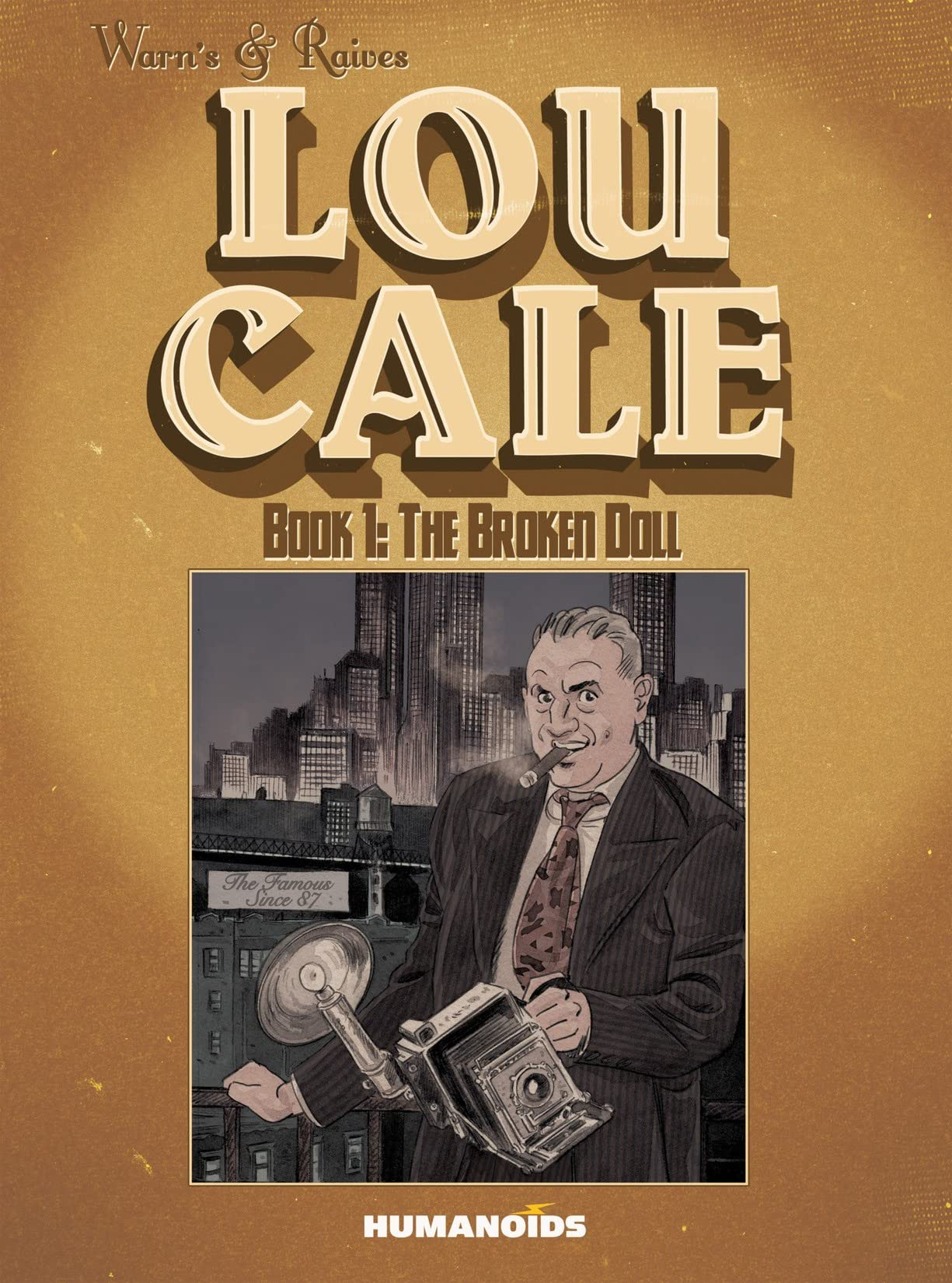 Lou Cale Vol. 1: The Broken Doll