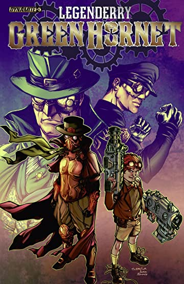 Legenderry: Green Hornet #5 (of 5): Digital Exclusive Edition