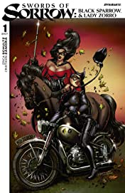 Swords of Sorrow: Black Sparrow/Lady Zorro Special: Digital Exclusive Edition