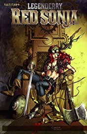 Legenderry: Red Sonja #5 (of 5): Digital Exclusive Edition