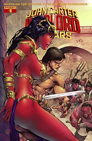 John Carter: Warlord of Mars #8: Digital Exclusive Edition