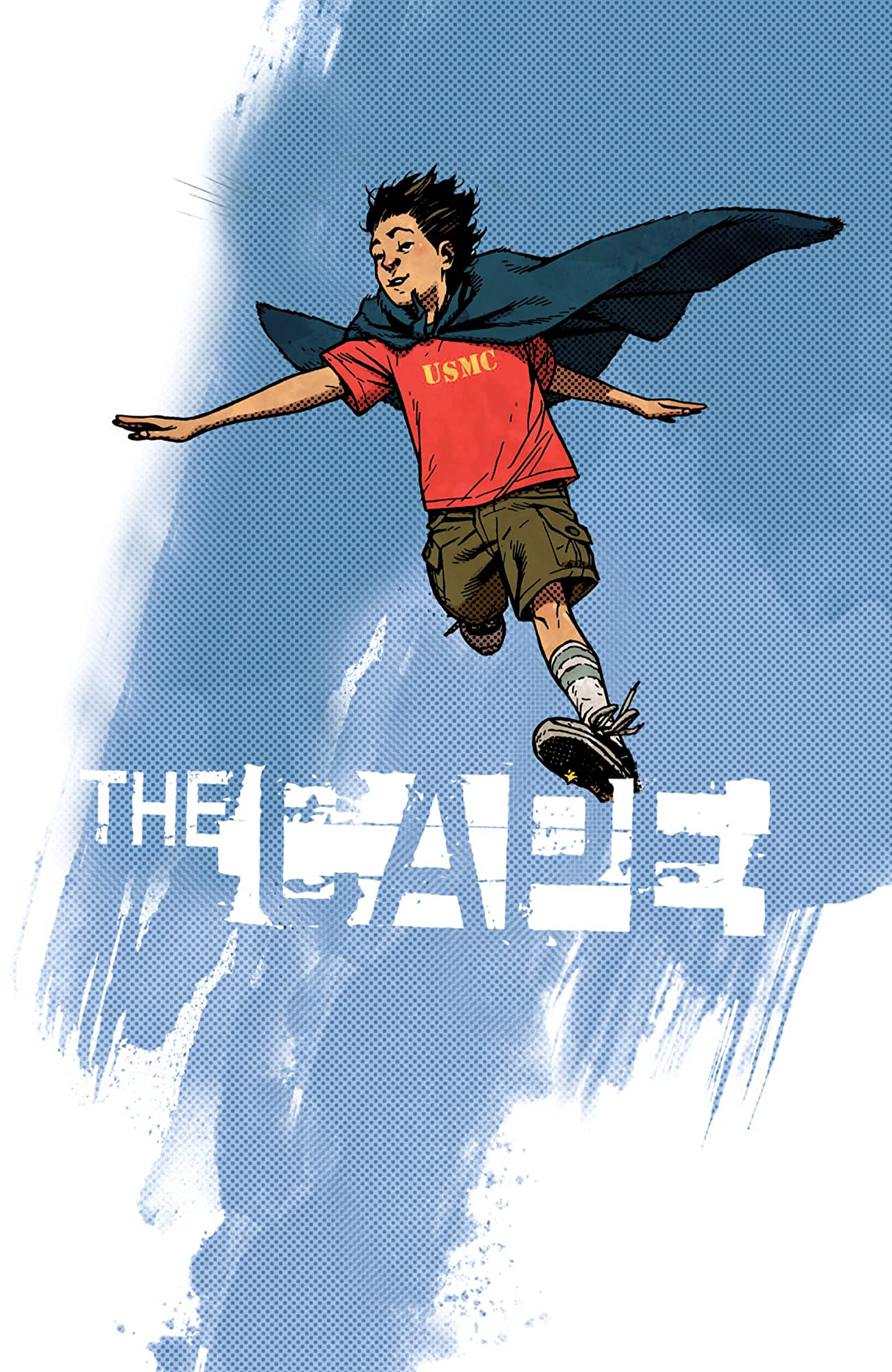 Joe Hill's The Cape
