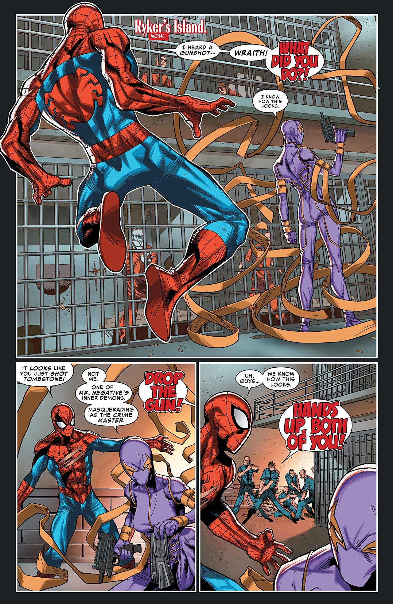Amazing Spider-Man (2014-2015) #19.1