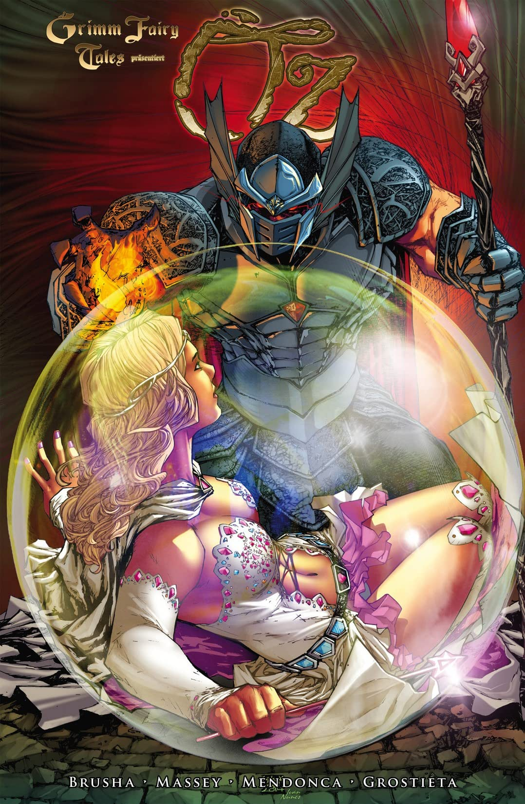 Grimm Fairy Tales OZ Vol. 3