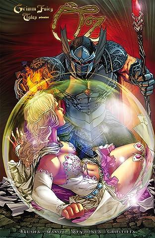 Grimm Fairy Tales OZ Vol. 3